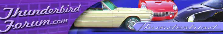 Ford Thunderbird Forum